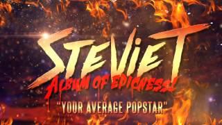 Stevie T - Your Average Popstar