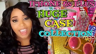 IPhone 6s Plus HUGE Case Collection
