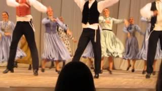 BALLETS MOISSEIEV : DANSE JUIVE