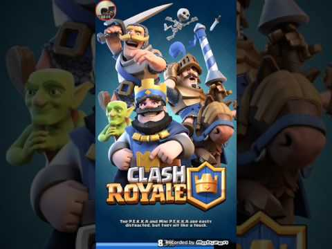 Clash Royal #1 2-1 la general pentru mine 😝😝😝😝