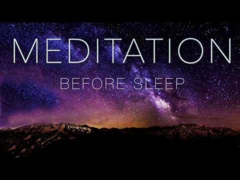 Guided Meditation Before Sleep: Let Go of the Day