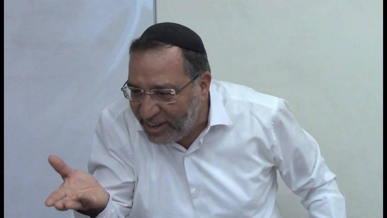 הלכות יום הכיפורים - צורבא מרבנן - הרב בן ציון אלגאזי