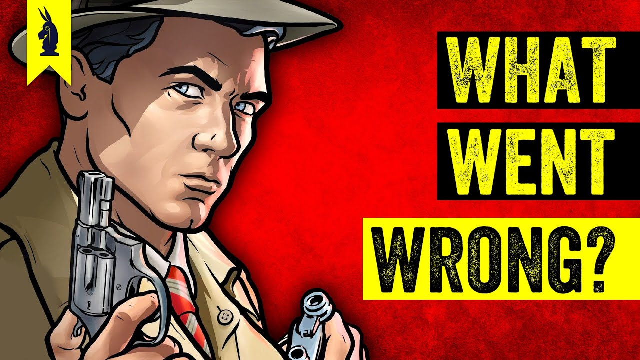 Download Archer: What Went Wrong?