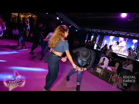 Salsa social dancing   Beirut Salsa Loca 2018