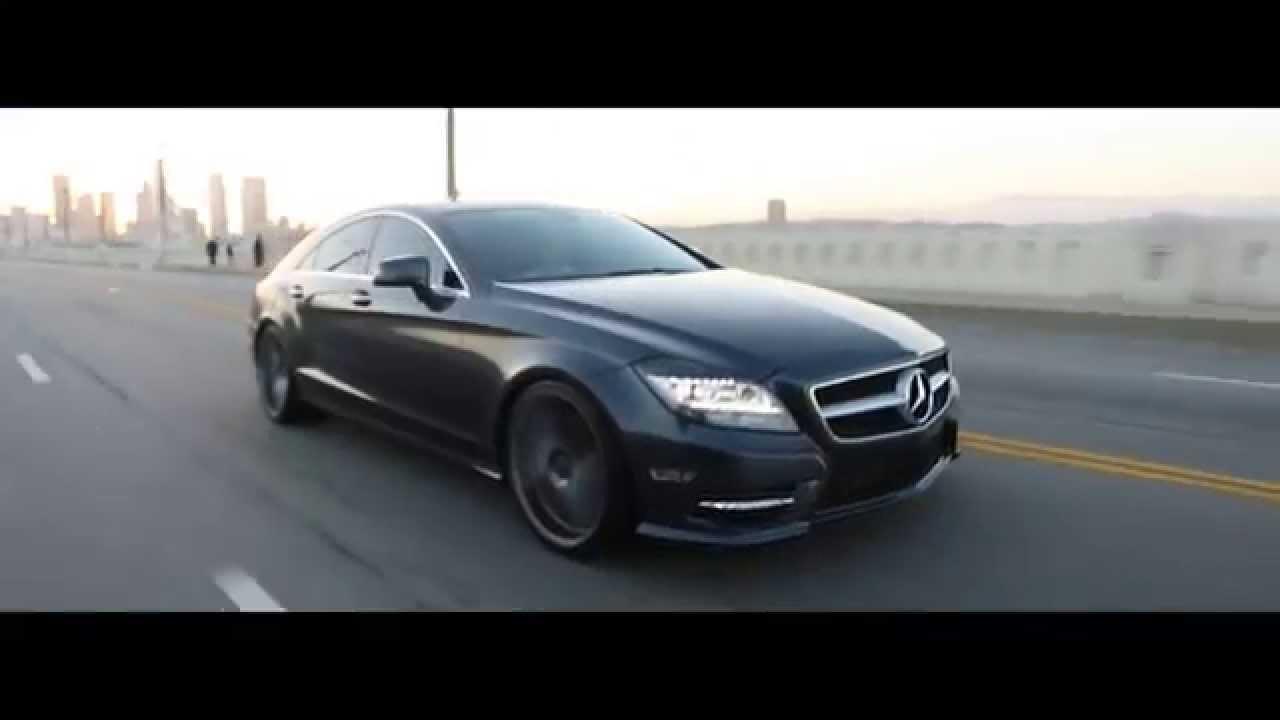 Mercedes Benz Cls 550 Vossen 20 Vfs2 Concave Wheels