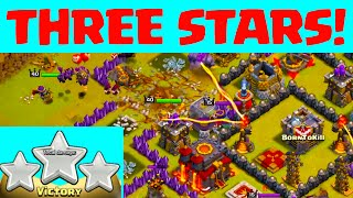 Clash of Clans ♦ THREE STARS in Clan War ♦ Never Say DIE! ♦ CoC ♦