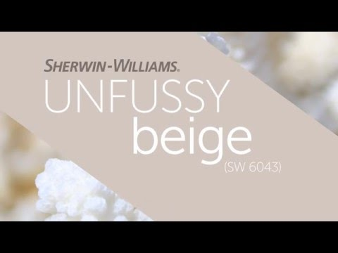 February 2016 Color Of The Month Unfussy Beige Sherwin Williams You