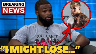Tyron Woodley Reacts To Jake Paul's NEW Training Footage