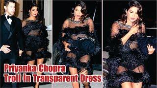 Priyanka Chopra SEXY Transparent Dress   Priyanka Chopra Hot & Sexy Dress   Priyanka Chopra Trolled