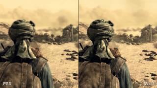Call of Duty: Black Ops 2 Wii U vs. PS3 Comparison Video.