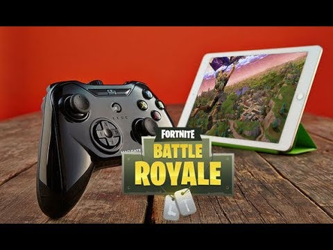 How To Use Your Controller For Fortnite Mobile 100 Working Youtube