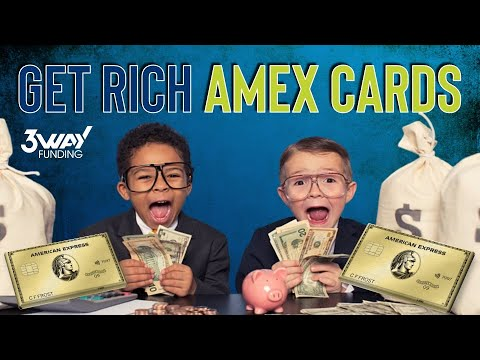 How To Get Rich With $1k Amex Credit Card 2021?