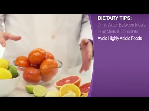 Foods to avoid with Acid Reflux, GERD or Heartburn | Prilosec OTC