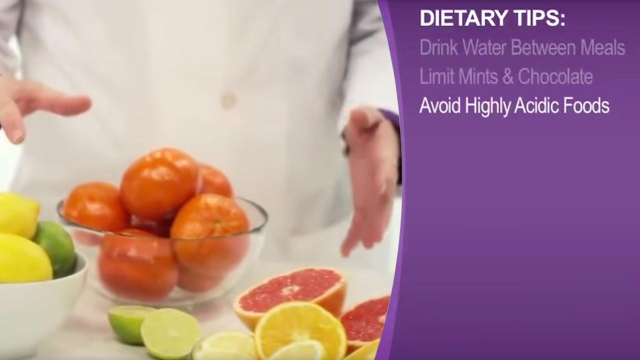 Foods To Avoid With Acid Reflux Gerd Or Heartburn Prilosec Otc Youtube