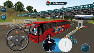 Krishna Travels Bus Driving in Indian Bus Simulator Games - Best Android Gameplay FHD screenshot 1