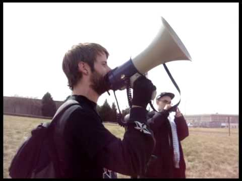 WeAreChange at the March on the Pentagon (Behind The Scenes Cam) 3/21/09