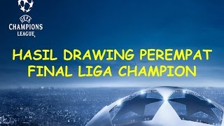 Video Gol Pertandingan Drawing Liga Champions vs Drawing Liga Eropa