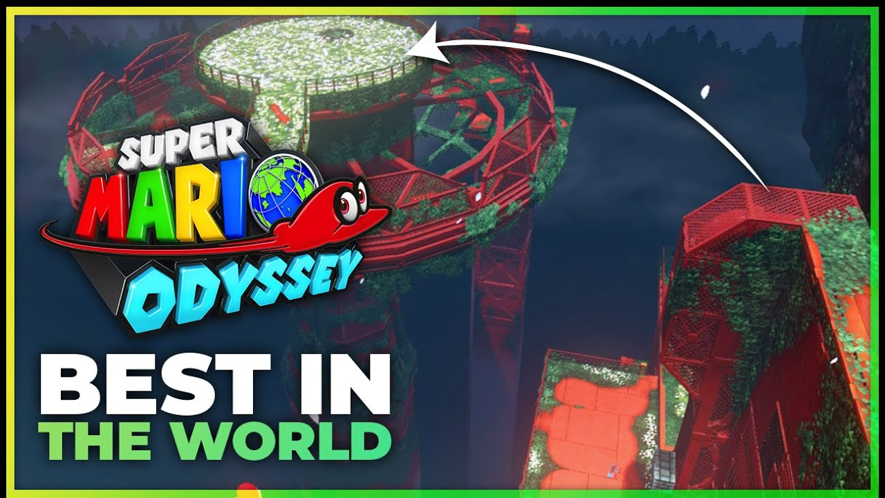 The Best Super Mario Odyssey Players in the World