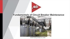 Circuit Breaker Maintenance Fundamentals, NETA Standards - Webinar