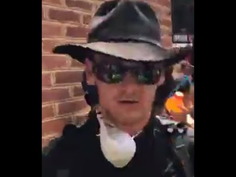 Daily Caller Footage - new Charlottesville Va