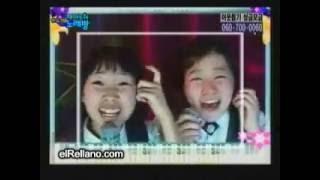 คลิป สาวๆ เกาหลี ร้องคาราโอเกะ [ฮามาก]