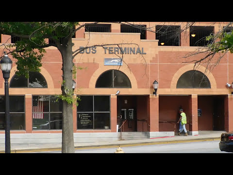 Wilmington Delaware Amtrak And Greyhound Stations