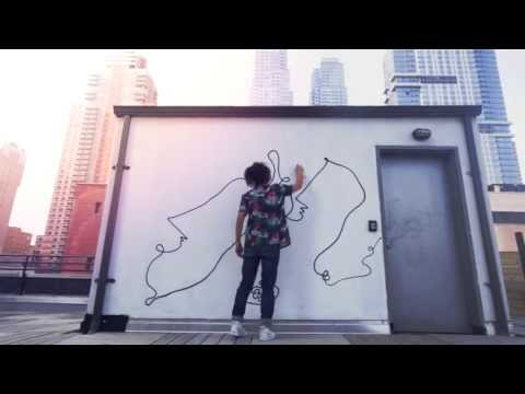 Download Youtube: Watch Shantell Martin Make Art On Our Roof