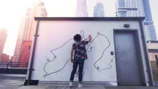 connectYoutube - Watch Shantell Martin Make Art On Our Roof