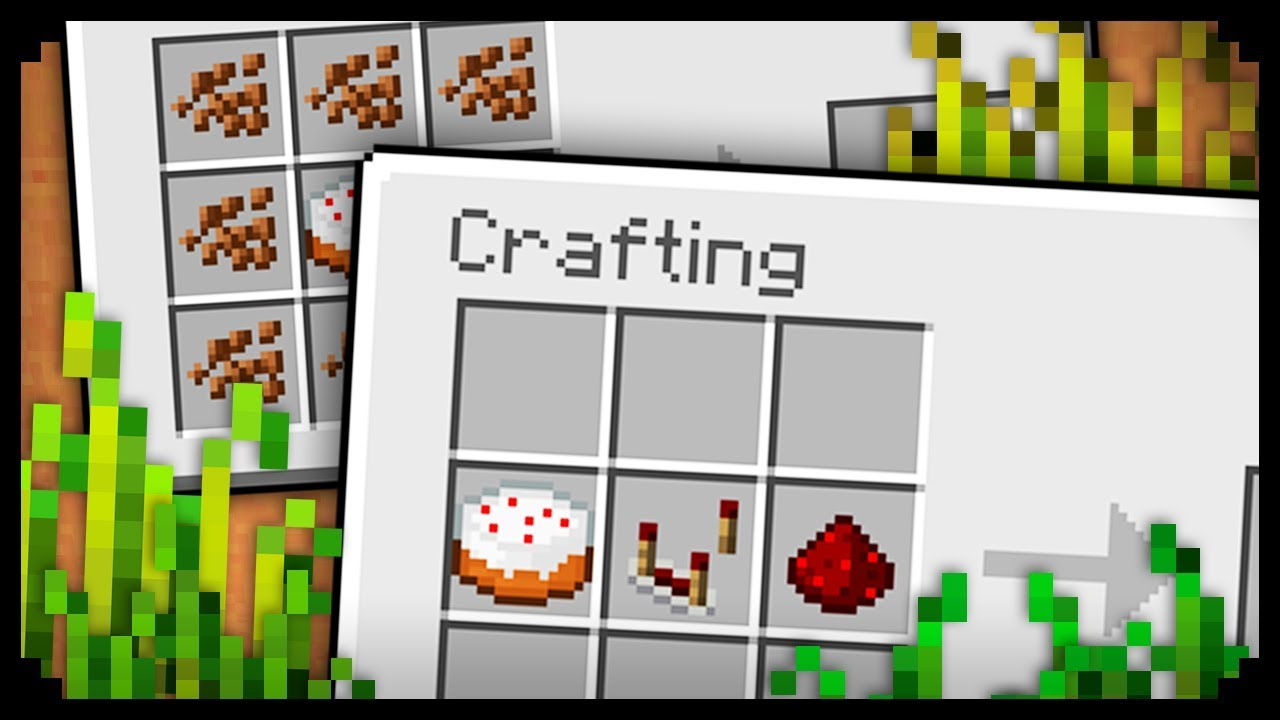 ✓ Minecraft: 15 Things You Didn\'t Know About Cake - YouTube