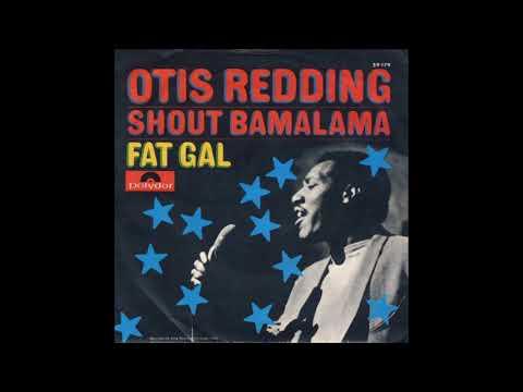 OTIS REDDING - Shout Bamalama - POLYDOR (Spain)
