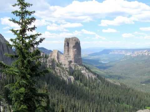 Courthouse Rock, CO