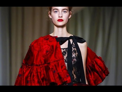 Oscar de La Renta | Spring Summer 2016 Full Fashion Show | Exclusive