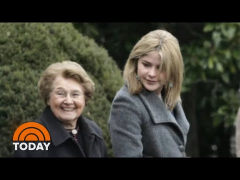 Jenna Bush Hager Honors Grandma And Namesake After Her Passing | TODAY