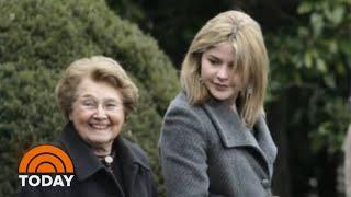 Jenna Bush Hager Honors Grandma And Namesake After Her Passing | TODAY