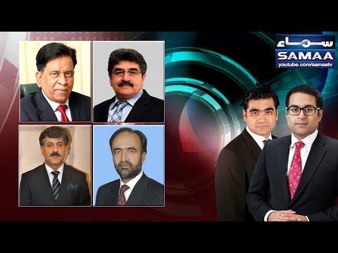 Agenda 360 - SAMAA TV - 28 Oct 2017