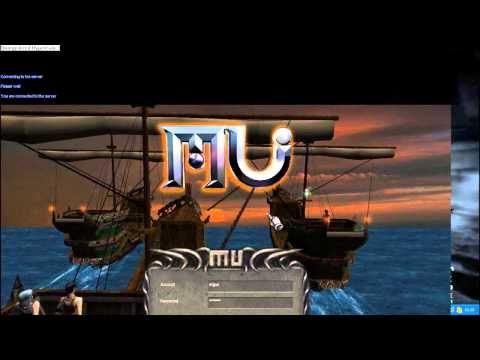 Launcher.exe Mu Online ( -InYourFace- Ban )