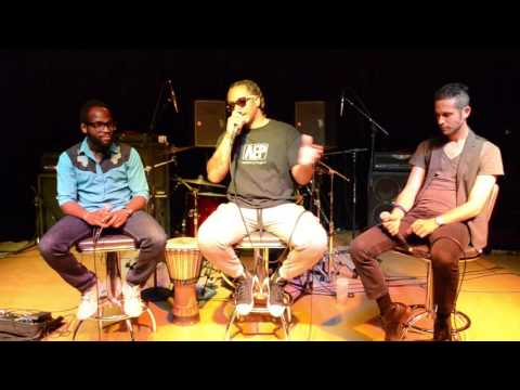 "AEP live unplugged performance on ""Livevolution"""