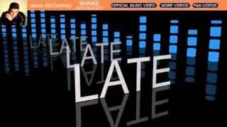 Jesse McCartney - S H A K E (mp3 dl)