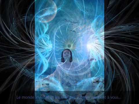 La voix du silence chante la mélodie d'amour de l'Univers...