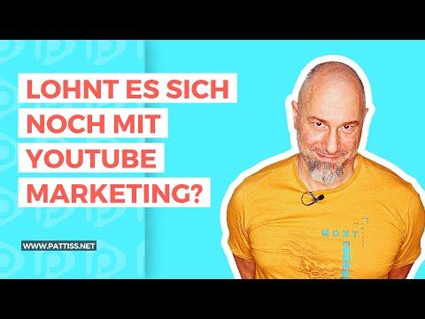 Lohnt es sich noch mit YouTube Marketing? - Macht YouTube Marketing 2020 noch Sinn?