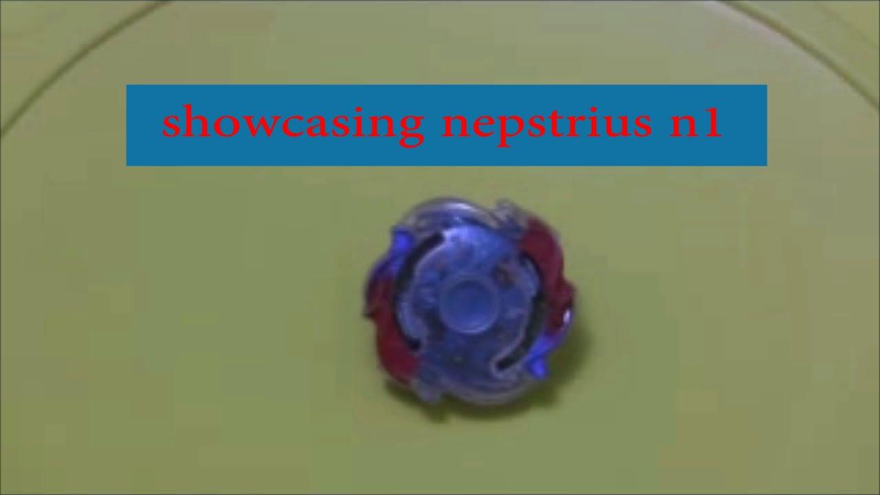 Showcasing nepstrius n1