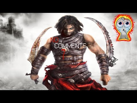 Prince Of Persia Warrior Within Full Walkthrough Water Sword Alt Ending