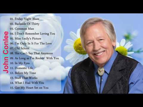 John Conlee All Songs | The Very Best Of John Conlee Album [Best Cover Playlist]