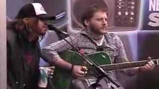 Shaun Morgan & Dale Stewart (Seether) Broken (Acoustic) NAMM