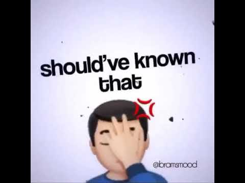 Sad Lyric Edit Nice Guys Always Finish Last Should Ve Known That Youtube