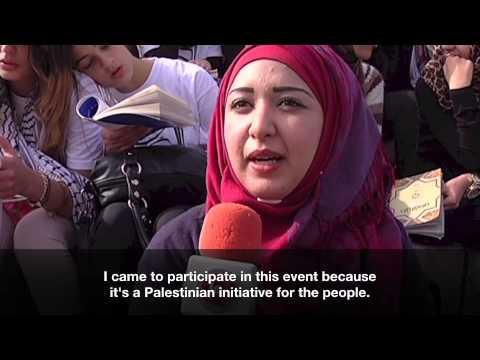 Thousands celebrate Palestinian culture in Jerusalem