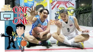 Pemain Cewek Thailand , Bo Supavadee Rela naik ojol buat nyamperin Augie! 😁