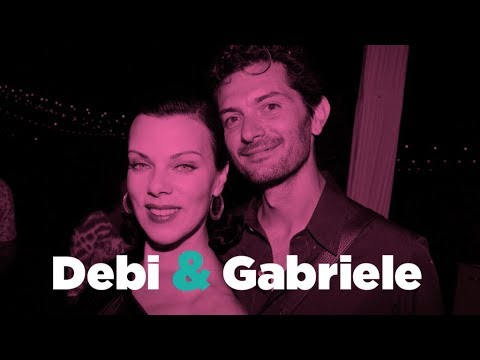 Debi Mazar and Gabriele Corcos on their fasttracked romance