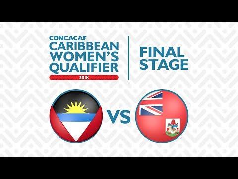 CWCQ2018: Antigua & Barbuda vs Bermuda