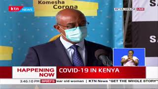 587 patients recover from coronavirus